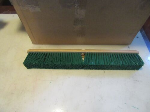 """R82 CONTINENTAL 24"""" BROOM HEAD POLYPROPYLENE F101124 CASE OF 12 FREE SHIPPING"""