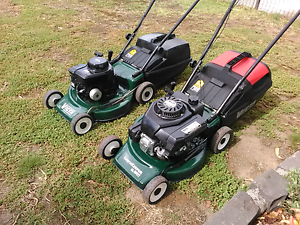 $200 EACH Victa 4 stroke mowers with catchers and warranty Sunbury Hume Area Preview