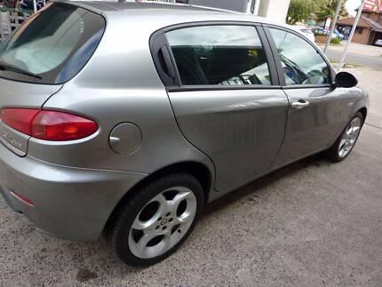 2005 Alfa Romeo 147 Hatchback selespeed as new