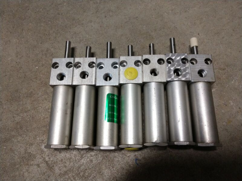 Chicago Pneumatic Air Cylinder D00290 LOT OF 7