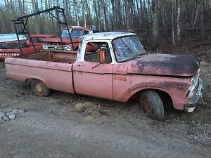 1965 Mercury M100 parting out