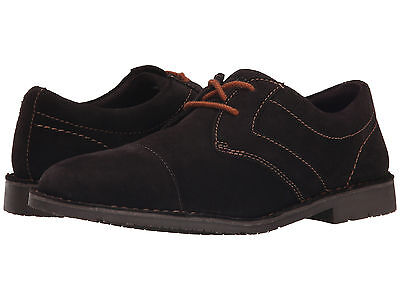149 00 Rockport Urban Edge Captoe Oxford  Dark Bitter Chocolate Suede