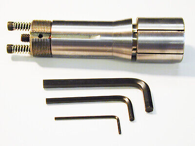 1-12 Inch X 1-12 Inch 5c Expanding Collet Arbor American Made