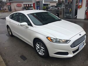 Mint condition Ford Fusion safety and e