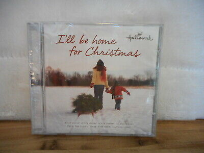 HALLMARK I'LL BE HOME FOR CHRISTMAS MUSIC CD NEW ()