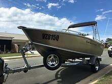 Quintrex Renegade 420 Yamaha 50hp 4 stroke LOW HOURS Victoria Point Redland Area Preview