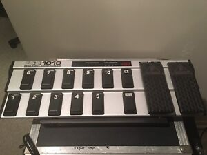 Behringer fcb1010 midi controller with Uno chip