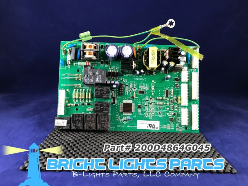 Ge Main Control Board For Ge Refrigerator 200d4864g045 Green