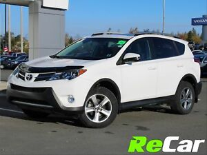 2015 Toyota RAV4 XLE AWD | HEATED SEATS | SUNROOF