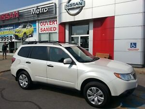 2010 Subaru Forester 2.5X AWD A/C FULL