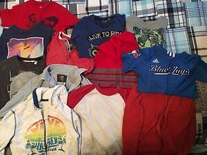 Lot of boy clothes sizes 3-5
