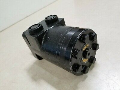 Grh Low-speed High-torque Hydraulic Motor 15.85 Gpm 2538 Psi Bmpt-100-h4-k-p