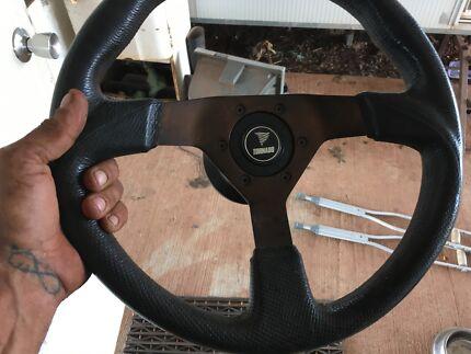 Autotcechnica steering wheel
