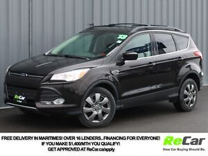 2013 Ford Escape SE 4X4 | HEATED LEATHER | NAV | BACK UP CAM