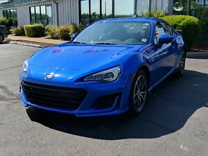 2017 Subaru BRZ 6SPD/BACKUP CAMERA/SPORT TECH PACKAGE