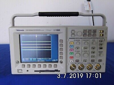 Tektronix Tds3054b 500mhz 5gss With Tds3gm 4 500mhz Probes 30 Day Warranty