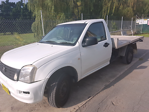 2004 Holden Rodeo Ute Newcastle Newcastle Area Preview