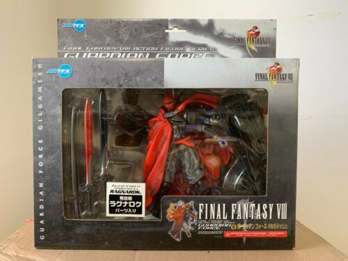 "ARTFX Guardian Force Gilgamesh ""Final Fantasy VIII"" Action Figure Series 6"