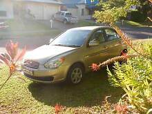 2007 Hyundai Accent Sedan Caravonica Cairns City Preview