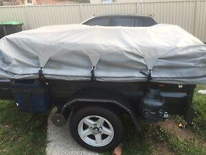 Camper trailer. Peakhurst Hurstville Area Preview