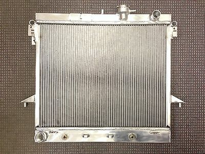 New All Aluminum Radiator for Hummer H3 06 10 H3T 09 10 GMC Canyon 09 12 53L