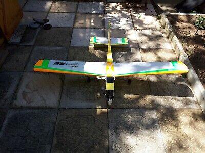 RC plane petrol engine Gemini used