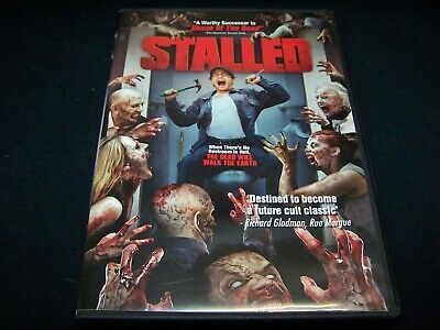 Independent Horror Films (Stalled Used DVD Zombie Comedy Independent Horror Phase 4 Films Region)