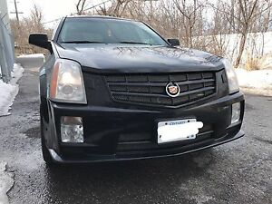 Cadillac SRX-4 AWD, Body performance package