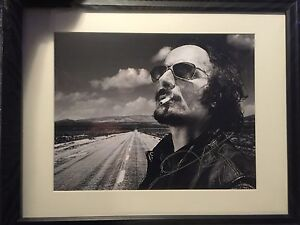 Sons of Anarchy signed 11x14 pic Tig & Chibs
