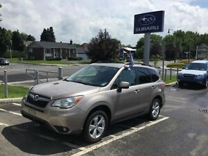 2014 Subaru Forester Toit Pano TOURING