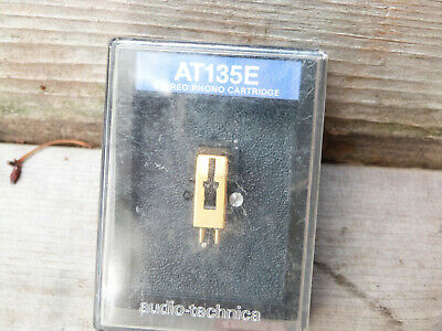 AUDIO TECHNICA AT135E CARTRIDGE   for sale  Shipping to India