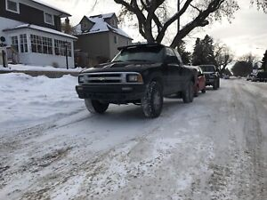 1994 S-10 4X4 NEED GONE