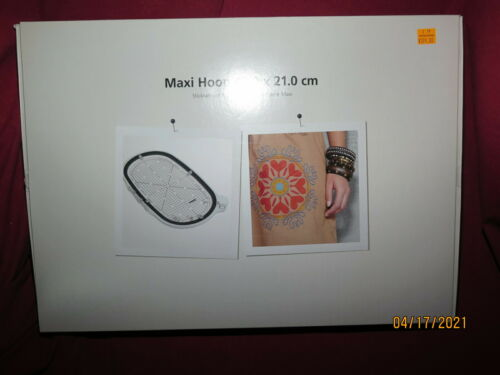 Bernina Maxi  Embroidery Sewing Hoop 40x21cm 034925.70.00 GH2150