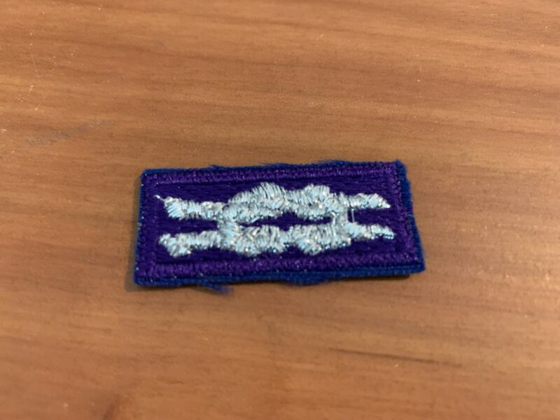 BSA, Youth Religious Award Square Knot Award Patch