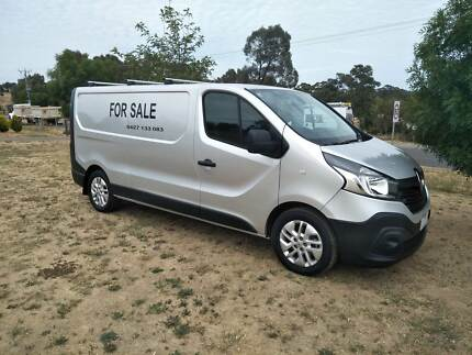 Renault Trafic LWB 2015 Maryborough Central Goldfields Preview