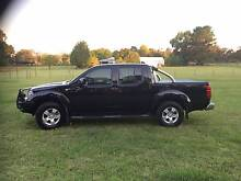 2010 Nissan Navara D40 4x4 Buxton Wollondilly Area Preview