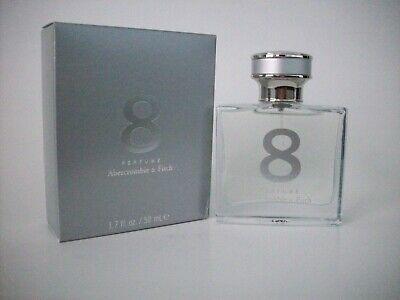 Abercrombie & Fitch 8 Perfume for Women EDP 1.7 oz /50 ml~NIB Sealed & Authentic