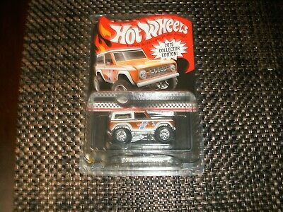 2019  Hot Wheels  '67 FORD BRONCO  Kmart Exclusive  Collector Mail In VERY NICE!