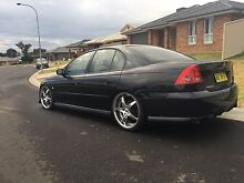 2005 COMMODORE VZ SV6 Oxley Vale Tamworth City Preview