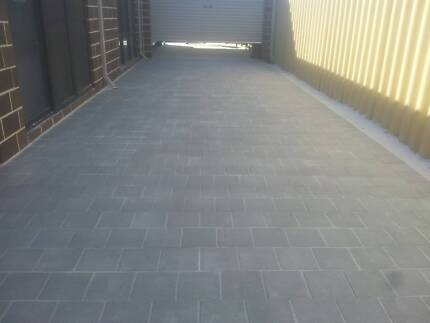BRICK PAVING- from $15 per m2