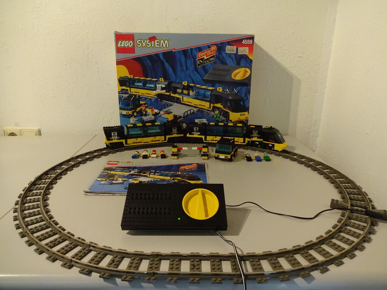 2 Lego 9V RC Eisenbahn TRAIN Mini ACHSE ROT WHEEL
