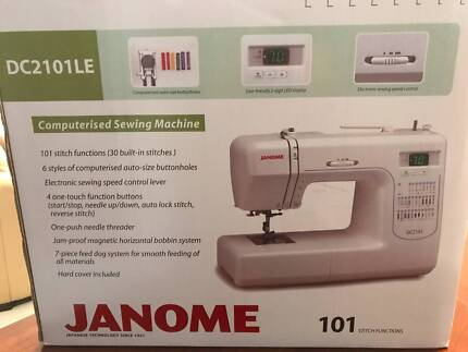 Janome Sewing In Victoria Gumtree Australia Free Local Classifieds Stunning Janome Sewing Machines Melbourne
