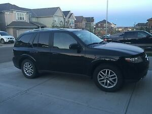 2006 Saab 9-7x -Black- Excellent Condition!!