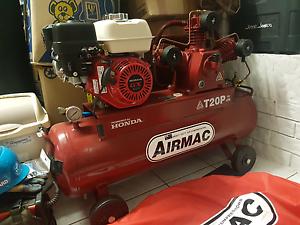 Airmac T20P 70L compressor Alexandra Hills Redland Area Preview