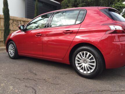 2014 Peugeot 308,   Doncaster Manningham Area Preview