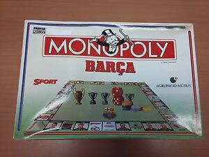 MONOPOLY-BARCA-FUTBOL-CLUB-BARCELONA