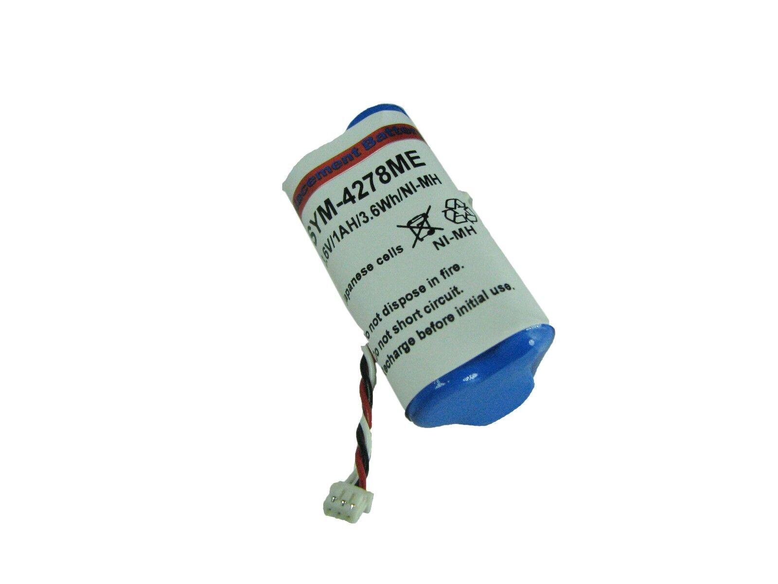 Zebra Motorola LS 4278 DS6878 Series Replacement Battery -
