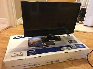 24 inch Samsung TV 4000
