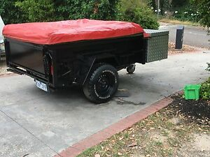 Offroad Camper trailer - customised, excellent condition Warranwood Maroondah Area Preview
