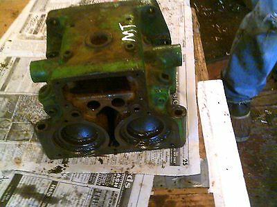 John Deere Mt Tractor 3pt Hitch Rock Shaft Lift Valve